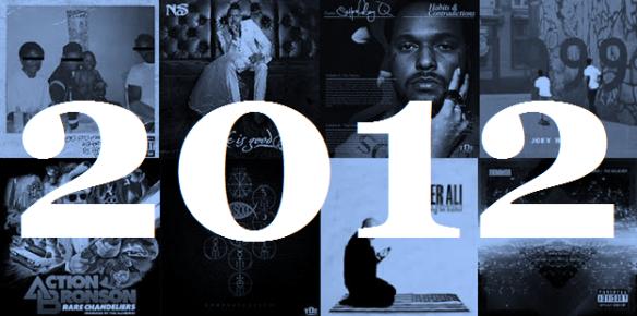 Top Ten Hip Hop Albums of 2012 | willblogforhiphop